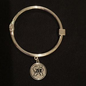 Brand New University of Maryland Bangle Bracelet